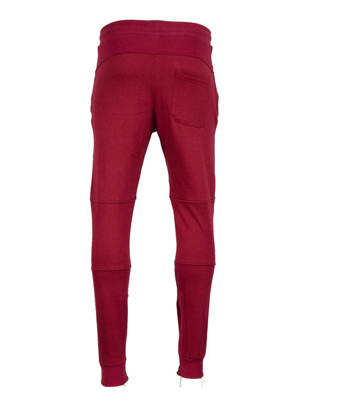 Red M Line Tracksuit Bottoms