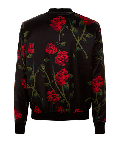 Red Rose Bomber