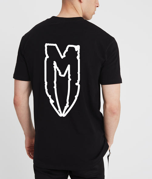 White M Logo T-Shirt