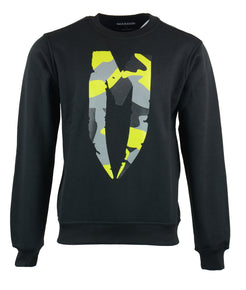 Yellow M-Logo Sweatshirt