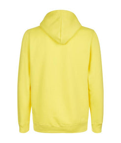 Essentials Box Logo Yellow Hoodie - MARBEK