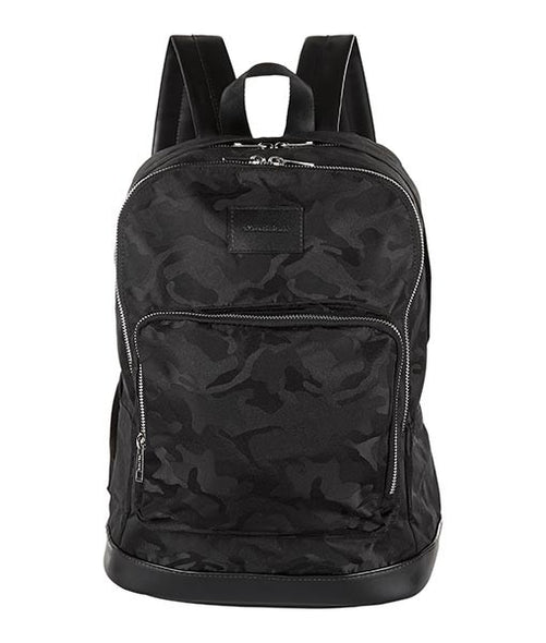 Black DPM Backpack - MARBEK