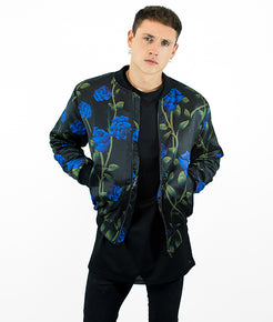 Blue Rose Bomber