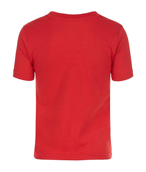 Kids Rooster Red Tee - MARBEK