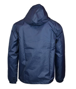 Navy Archive Windbreaker