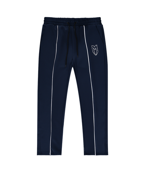 Navy Menace Tracksuit Bottoms