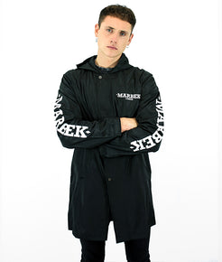 Archive Raincoat Classic Black