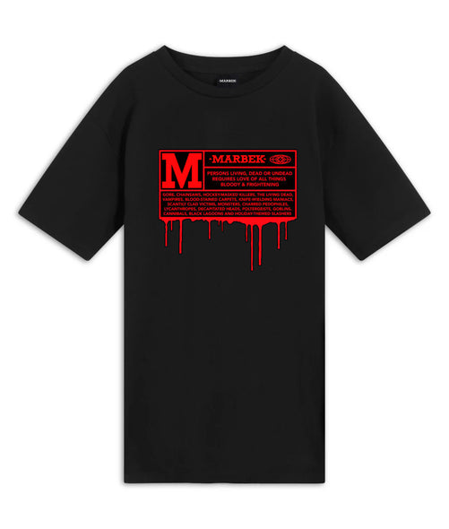 Without Warning T-Shirt