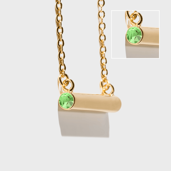 AUGUST Necklace <br>Power + Influence</br>