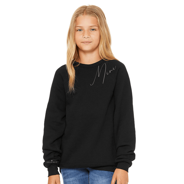 MINI Raglan Sweatshirt
