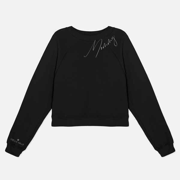 MOMMY Raglan Sweatshirt