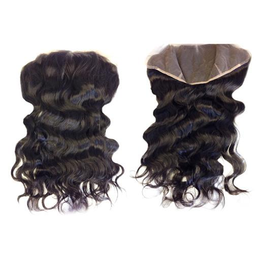 13×6 Deep parting frontal
