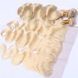 Lace Russian Blonde Frontal - Foreign Strandz