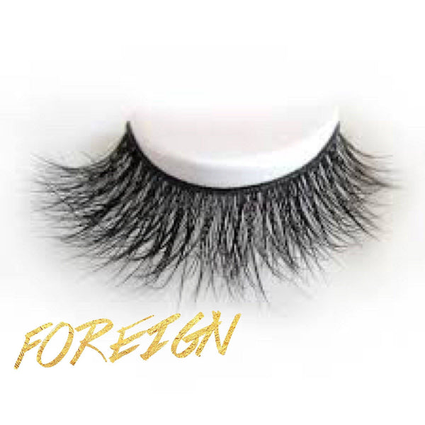 Mink Lashes (Foreign)