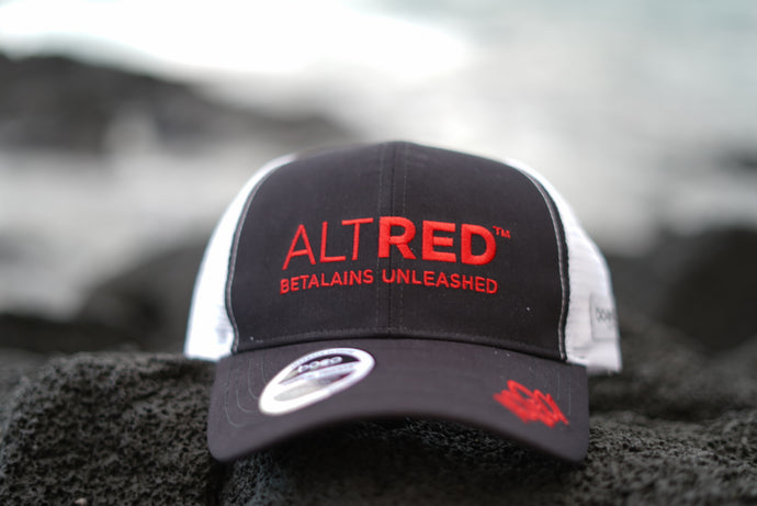 AltRed Hat - Black