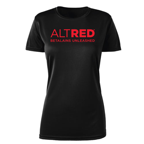 Women's AltRed Tech Tee