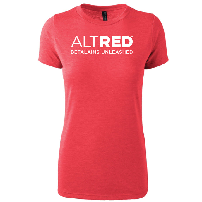 Women's Red AltRed Tee