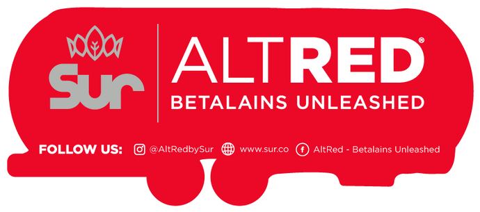 AltRed Airstream Sticker