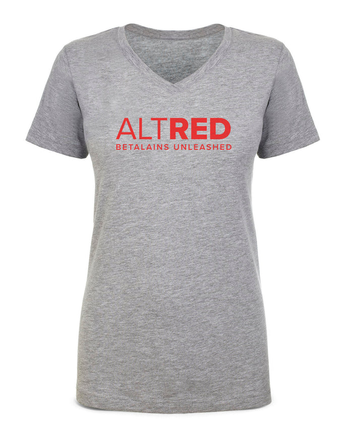 Women's Heather Grey AltRed Tee