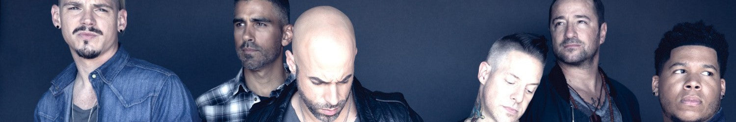 Daughtry T-shirts, Hoodies, Mystery Boxes, Mugs, Posters and other accessories