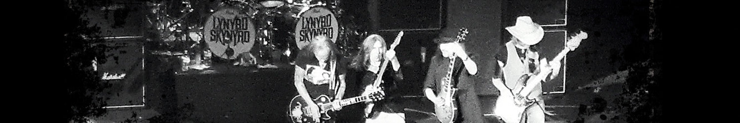 Lynyrd Skynyrd T-shirts, Hoodies, Mystery Boxes, Mugs, Posters and other accessories