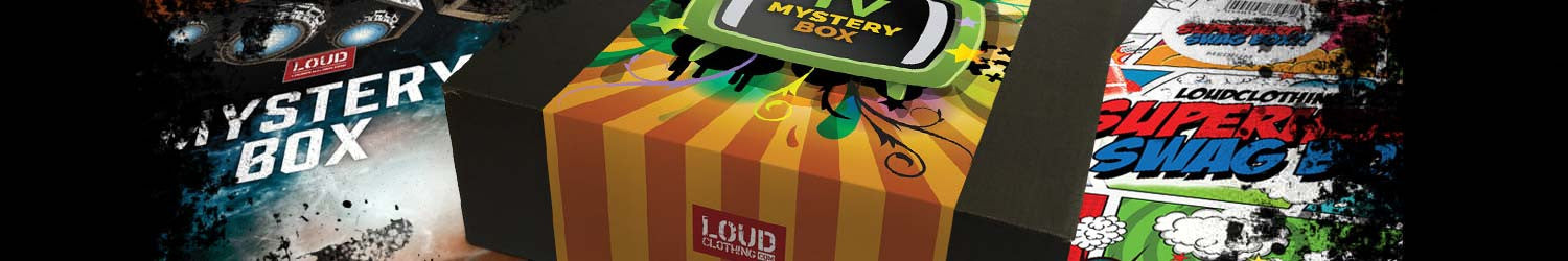 Mystery Boxes T-shirts, Hoodies, Mystery Boxes, Mugs, Posters and other accessories