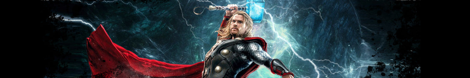 Thor T-shirts, Hoodies, Mystery Boxes, Mugs, Posters and other accessories
