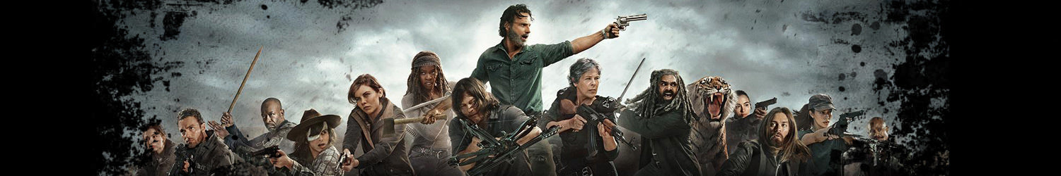 The Walking Dead T-shirts, Hoodies, Mystery Boxes, Mugs, Posters and other accessories