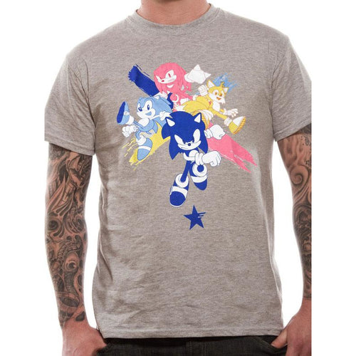 Sonic Forces | Group Shot T-Shirt