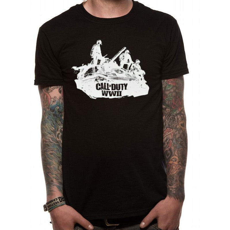 Call Of Duty WW2 - Tank Soldiers Unisex T-shirt