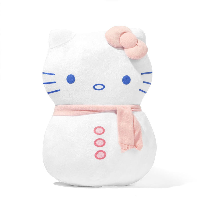 Hello Kitty | Snowman Pillow