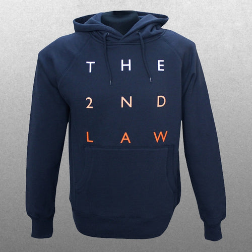 Muse | The 2Nd Law Blue Hoodie