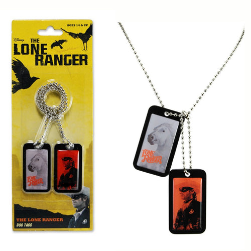 The Lone Ranger | Lone Ranger Dog Tags