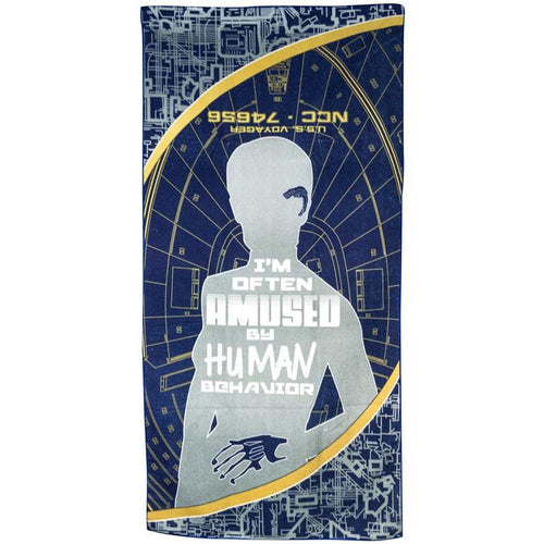 Star Trek | Seven Of Nine Towel