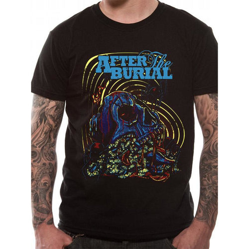 After the Burial | Skull T-shirt