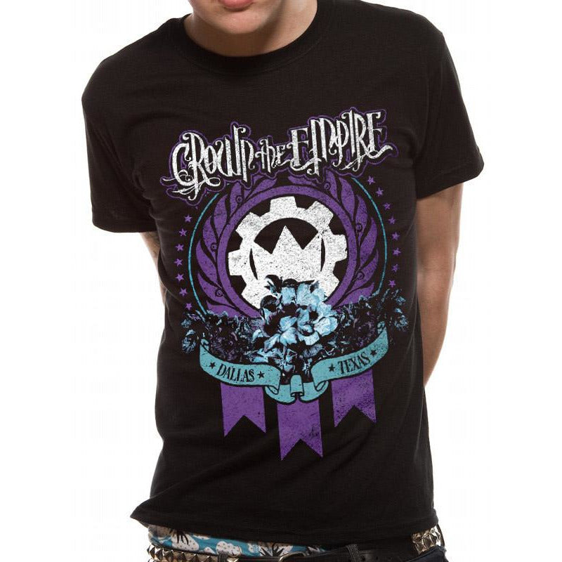 Crown The Empire - Flowers T-shirt
