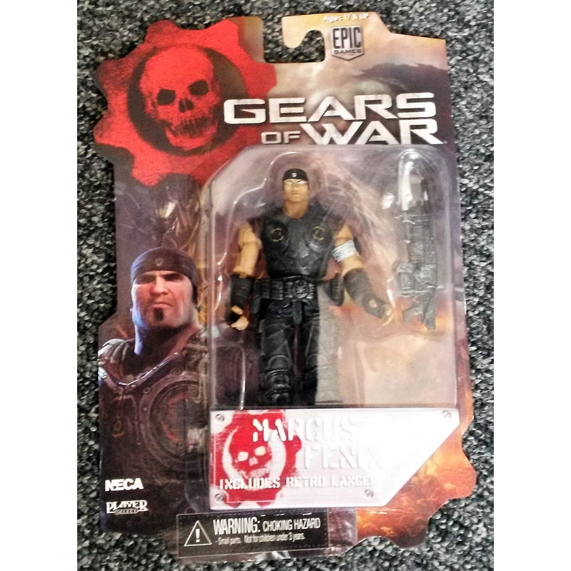 Gears Of War | Series 2 Marcus Fenix 3.75 Inch Action Figure