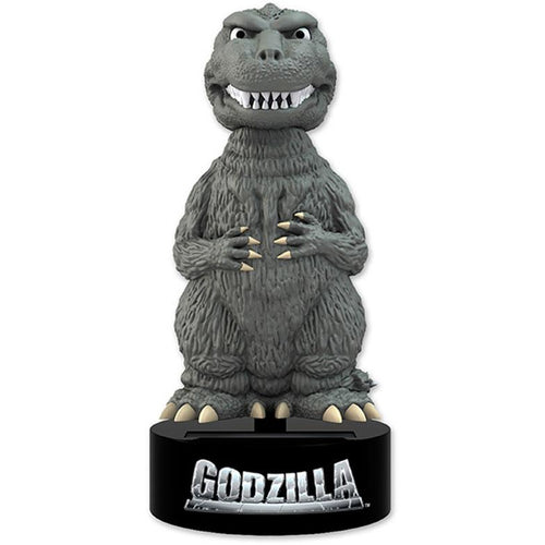 Godzilla | Solar Powered 6 Inch Body Knocker