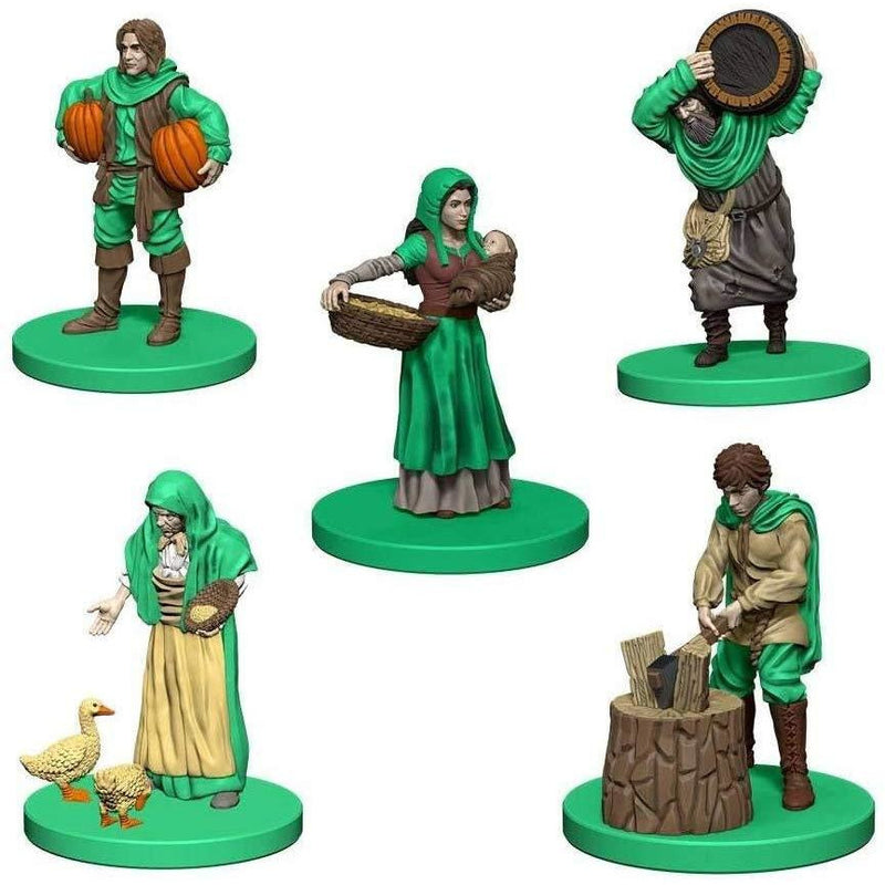 WizKids | Agricola: Green Expansion | Card Game