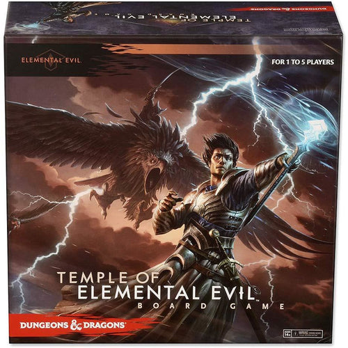 WizKids | Dungeons & Dragons : Temple of Elemental Evil | Board Game
