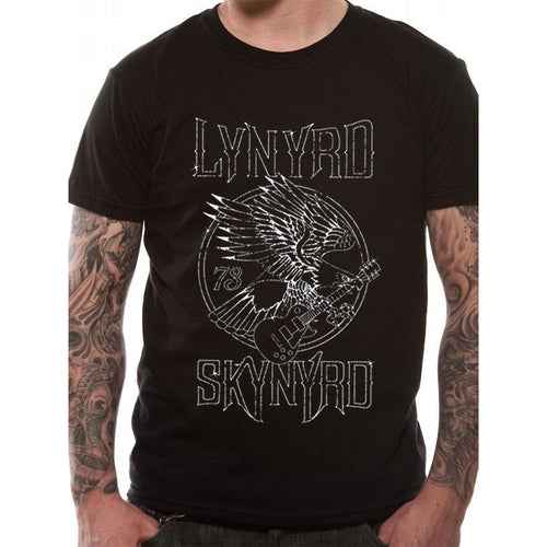 Buy Lynyrd Skynryd (73 Eagle) T-Shirt online at Loudshop.com