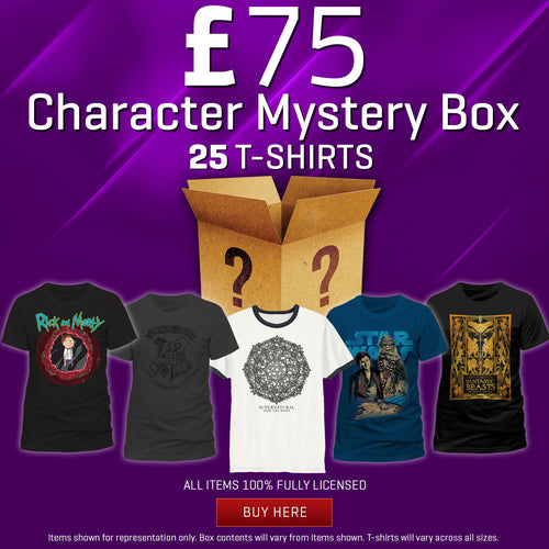 £75 Character Mystery Box