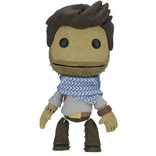 LittleBigPlanet | Uncharted Sackboy 7 Inch Action Figure