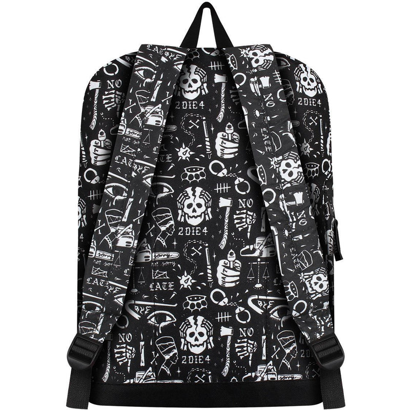 Rocksax | To Die For Backpack