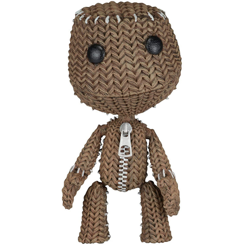 LittleBigPlanet | Quizzical Sackboy 7 Inch Action Figure