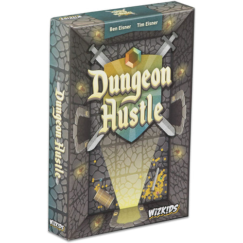 WizKids | Dungeon Hustle | Card Game