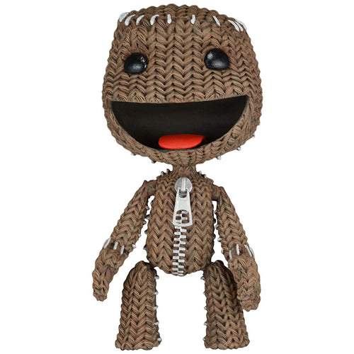LittleBigPlanet | Happy Sackboy 7 Inch Action Figure