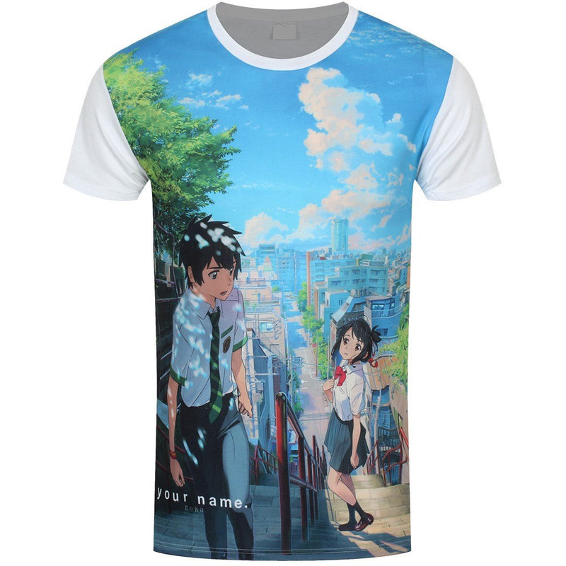 Your Name |Incontro Sublimated T-Shirt