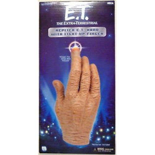 E.T | Hand With Light Up Finger Prop