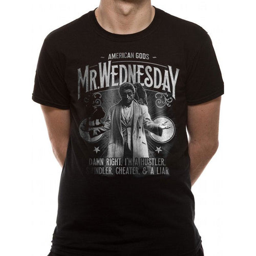 American Gods | Mr Wednesday T-Shirt